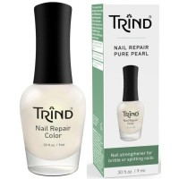 Укрепитель белый перламутр Trind Nail Repair Pure Pearl 9 мл
