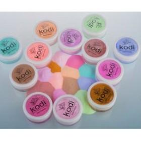 Широкий ассортимент цветного акрила  Kodi Professional в Украине