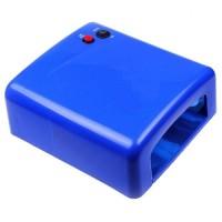 УФ лампа 36 ВТ №818 (синяя)