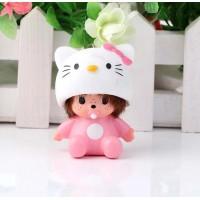 Брелок Manchichi Hello Kitty розовый