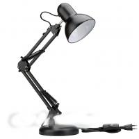 Настільна лампа для манікюру на підставці Е27, 40 Вт
