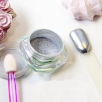 Зеркальная пудра Enjoy Professional (Silver) 1г